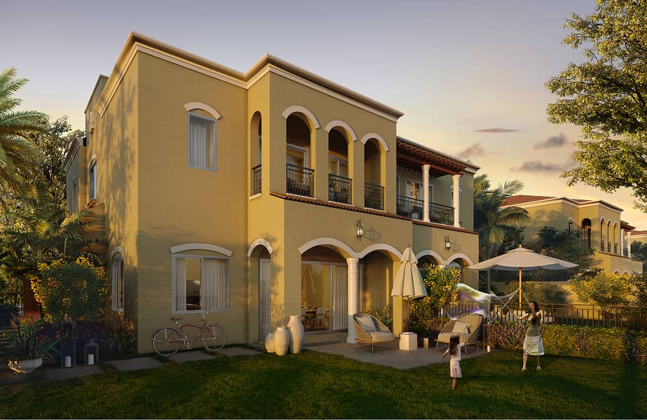 own your villa in the best community