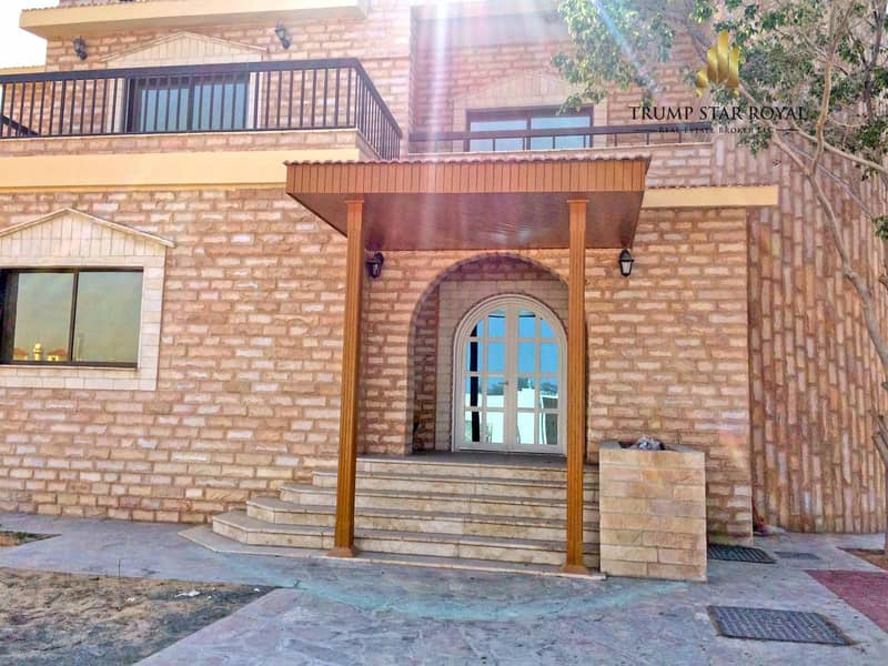 2 Ready To Move In 6Br+M Villa in Jumeirah