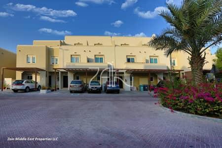 فیلا 3 غرف نوم للبيع في الريف، أبوظبي - Single Row! 3 BR Villa with Extended Garden