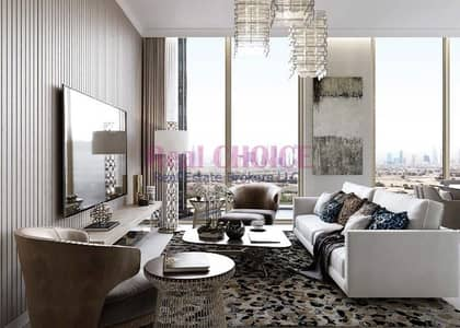 3 Bedroom Flat for Sale in Business Bay, Dubai - Spacious Layout 3BR with Post Handover Plan