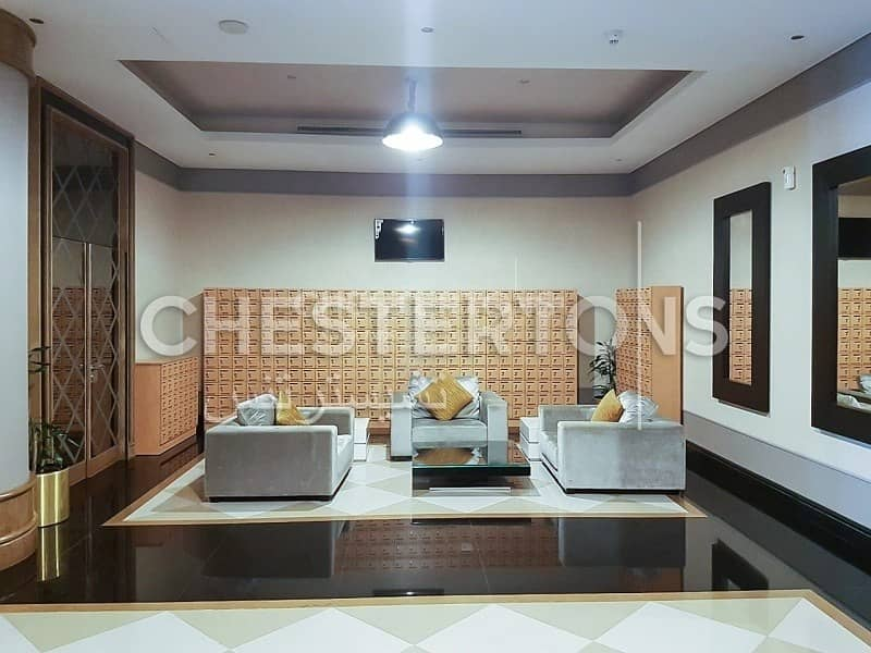 Specious 1 Bedroom Apartment With Balcony Nice View