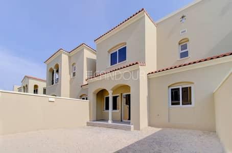 3 Bedroom Villa for Rent in Serena, Dubai - Landscaped   Single Row   Greenery View   3 BR