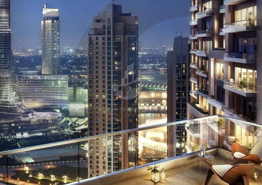 2 Spectacular View of Burj Khalifa inspired by Iconic Dubai Fountain !!