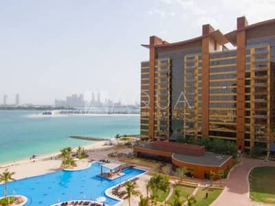 1 Bedroom Flat for Sale in Palm Jumeirah, Dubai - High Floor | Full Sea View | Tenanted | 1 Bed