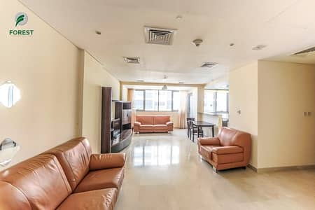 1 Bedroom Flat for Sale in Dubai Marina, Dubai - Spacious Furnished 1 Bed with Marina View