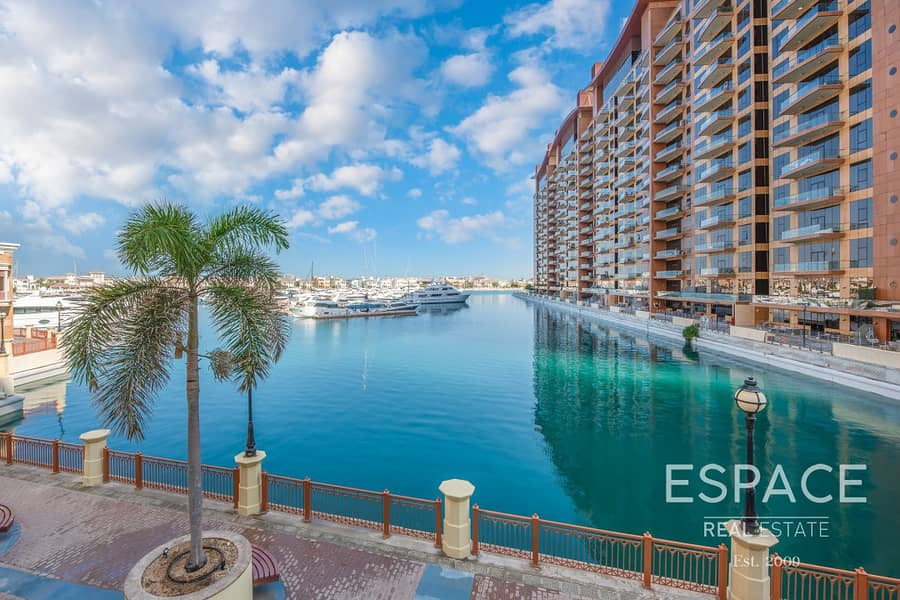 Sea and Marina View | 2 Bed Townhouse