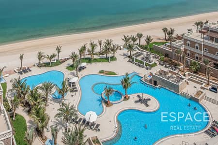 2 Bedroom Flat for Sale in Palm Jumeirah, Dubai - 2 Bed with Palm and Marina Views