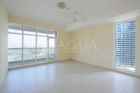 2 Bedroom Apartment for Rent in Jumeirah Lake Towers (JLT), Dubai - Spacious 2BedRoom Plus MaidRoom Golfcourse view