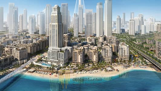 1 Bedroom Apartment for Sale in The Lagoons, Dubai - Owns an apartment in the first high-rise tower in Al Khor Beach