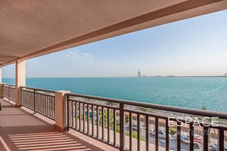 2 Bedroom Apartment for Sale in Palm Jumeirah, Dubai - Stunning Sea Views | 2 Bed | High Floors