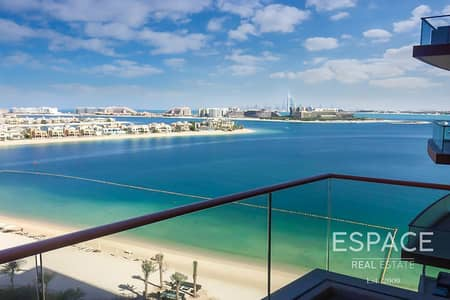 1 Bedroom Apartment for Sale in Palm Jumeirah, Dubai - Immaculately Maintained | 1 Bed | High Floors