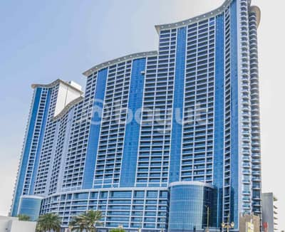 2 Bedroom Apartment for Sale in Corniche Ajman, Ajman - 5% down payment and move in your luxury apartment