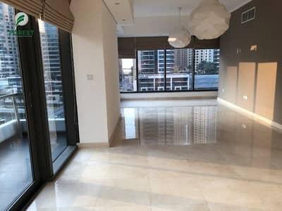 2 Bedroom Flat for Rent in Dubai Marina, Dubai - Corner Unit Beautiful 2BR Full Marina View