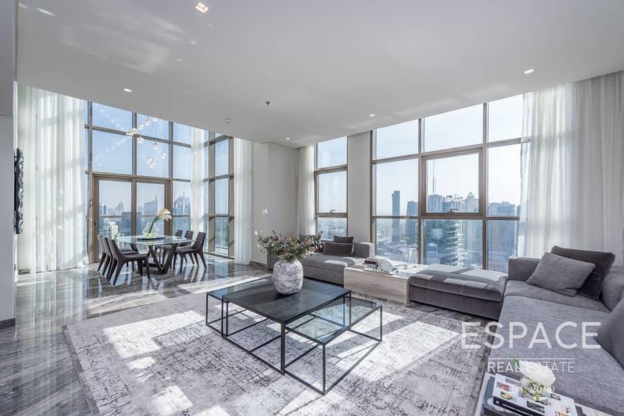 Amazing Penthouse | Duplex | Marina View