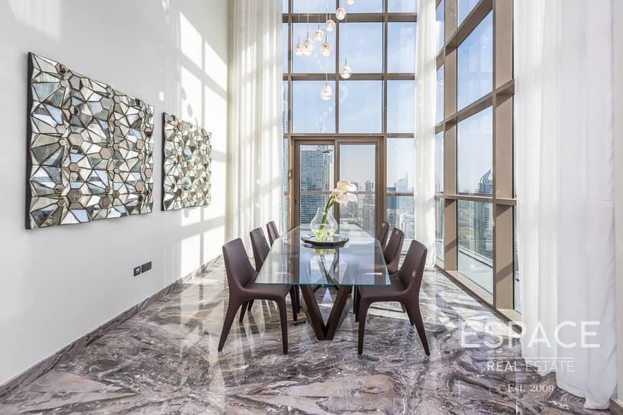 2 Amazing Penthouse | Duplex | Marina View