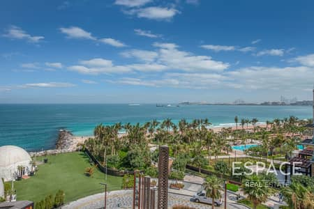 3 Bedroom Apartment for Sale in Bluewaters Island, Dubai - Dubai Eye | Full Sea View | Bluewater