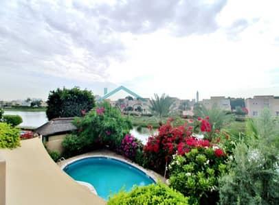 5 Bedroom Villa for Rent in The Meadows, Dubai - Meadows 7 Hattan Villa - Beautiful & Peaceful w/Full Lake View