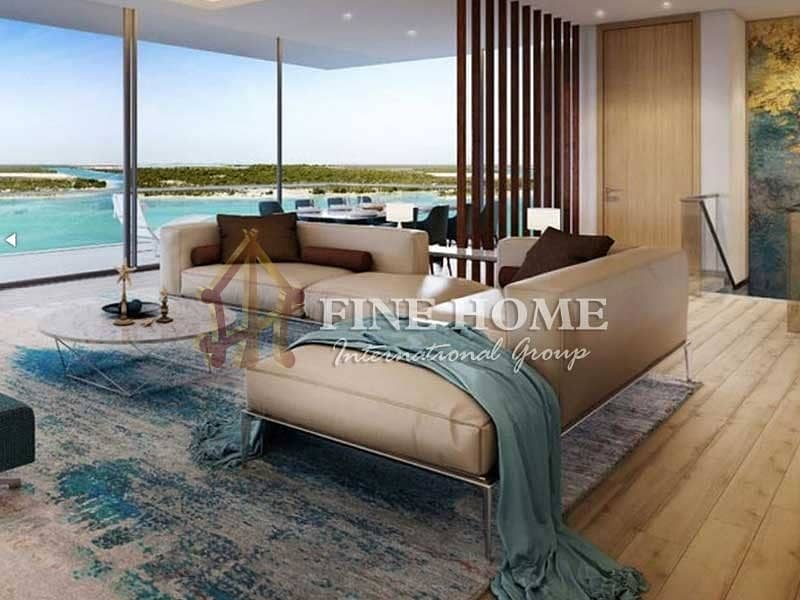 1BR Apartment in MAYAN project . Yas Island