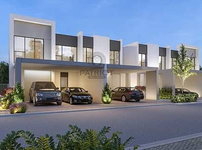 تاون هاوس 4 غرف نوم للبيع في دبي لاند، دبي - Own Your Dream Villa | Only 5% Downpayment