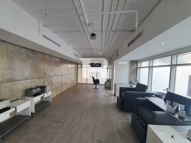 Fully Fitted Commercial Space Lake View