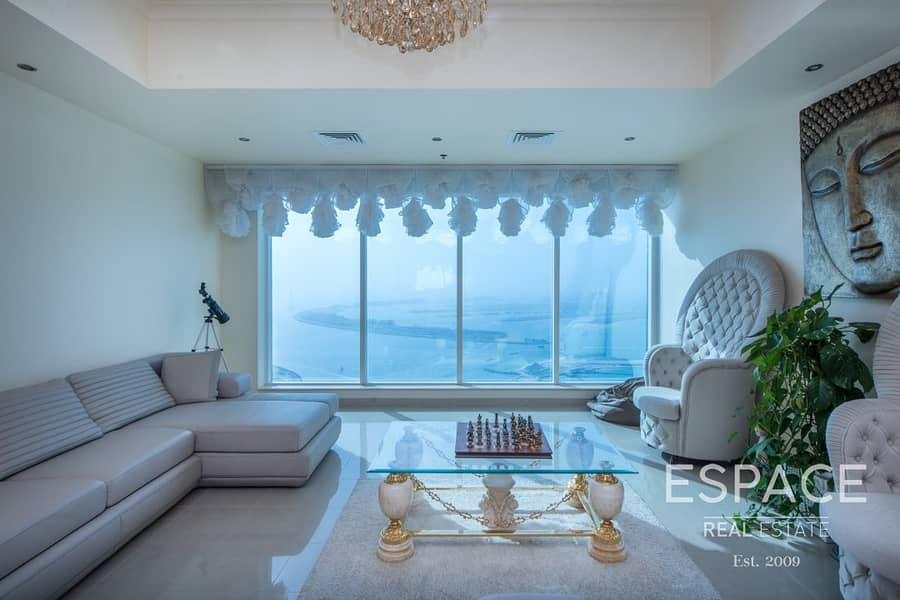 Exclusive | 3 Bedroom with Full Sea View