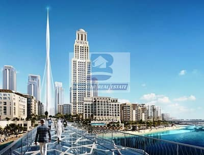 1 Bedroom Flat for Sale in The Lagoons, Dubai - Ultimate Waterfront Lifestyle | 50% DLD Waiver |Creek& Burj View