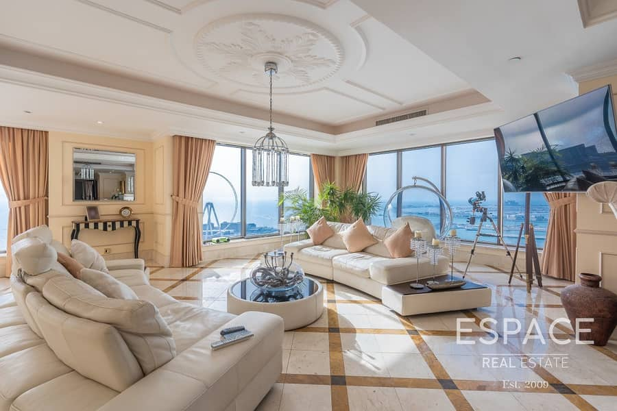2 Stunning Sea View | Duplex Penthouse