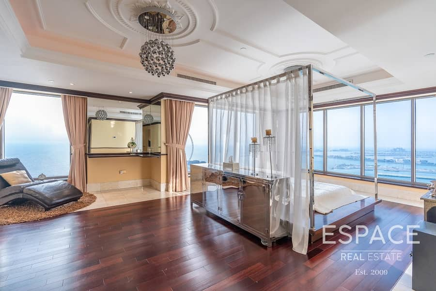 12 Stunning Sea View | Duplex Penthouse