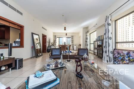 4 Bedroom Apartment for Sale in Jumeirah Beach Residence (JBR), Dubai - Immaculate Condition  - Maids Room