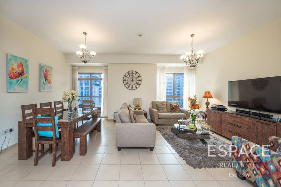 2 Exclusive Well Priced 2 Bed | Marina View