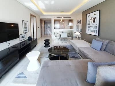 1 Bedroom Apartment for Rent in Business Bay, Dubai - Branded| Furnished 1BR| Paramount| Brand New