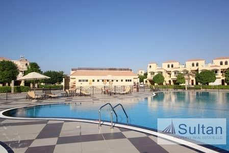 2 Bedroom Townhouse for Rent in Al Hamra Village, Ras Al Khaimah - Ravishing Fully Furnished 2 Bed Pool View