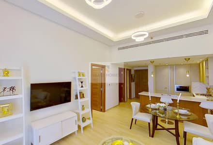 Studio for Sale in Jumeirah Village Circle (JVC), Dubai - LUXURIOUS DESIGNS | 5YRS P. PLAN | 5% BOOKING