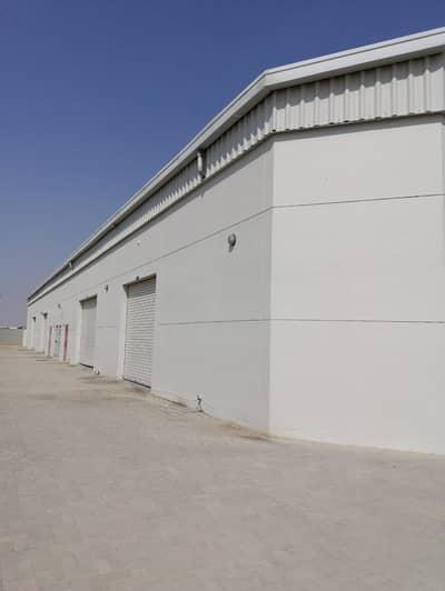 مستودع  للايجار في مدينة الإمارات الصناعية، الشارقة - مدينة الامارات الصناعية الحنو القديم بلوك 4