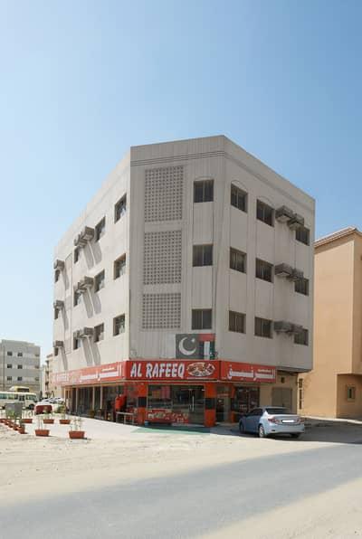 فلیٹ 1 غرفة نوم للايجار في مويلح، الشارقة - شقة في مويلح 1 غرف 22000 درهم - 4442221