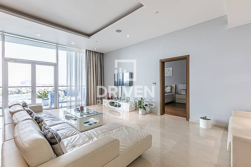 2 Luxurious Furnished Unit | Stunning View