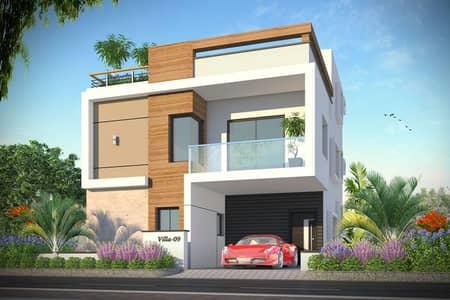 Plot for Sale in Al Helio, Ajman - Residential land for sale in Jasmine Behind Al Hamidiya Park
