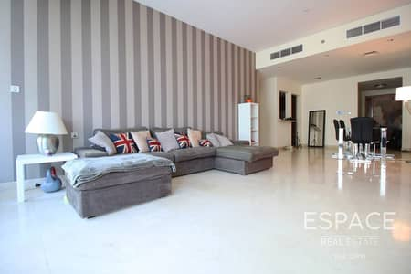 فلیٹ 2 غرفة نوم للايجار في دبي مارينا، دبي - Fully Furnished | 2 Beds | Marina View