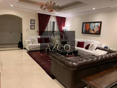 فیلا 4 غرف نوم للايجار في السهول، دبي - UPGRADED 4 B\R | VACANT | NEAR TO LAKE AND SOUK | 210K