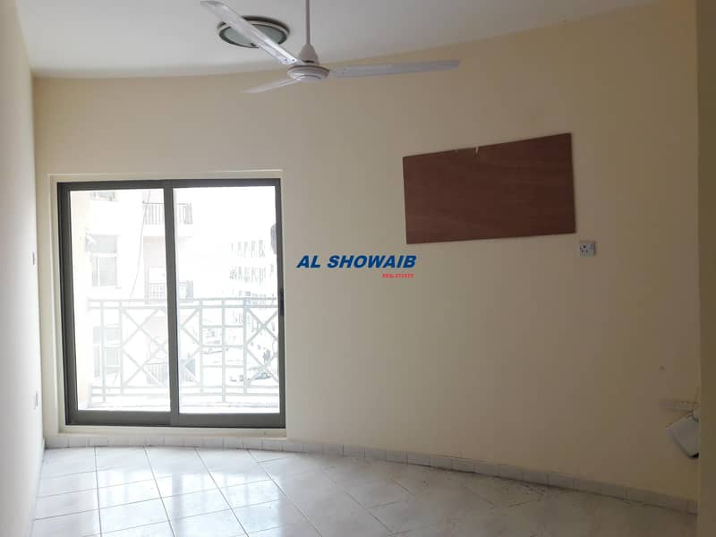 2 Studio with Balcony Near Al Maya Supermarket Baraha Deira