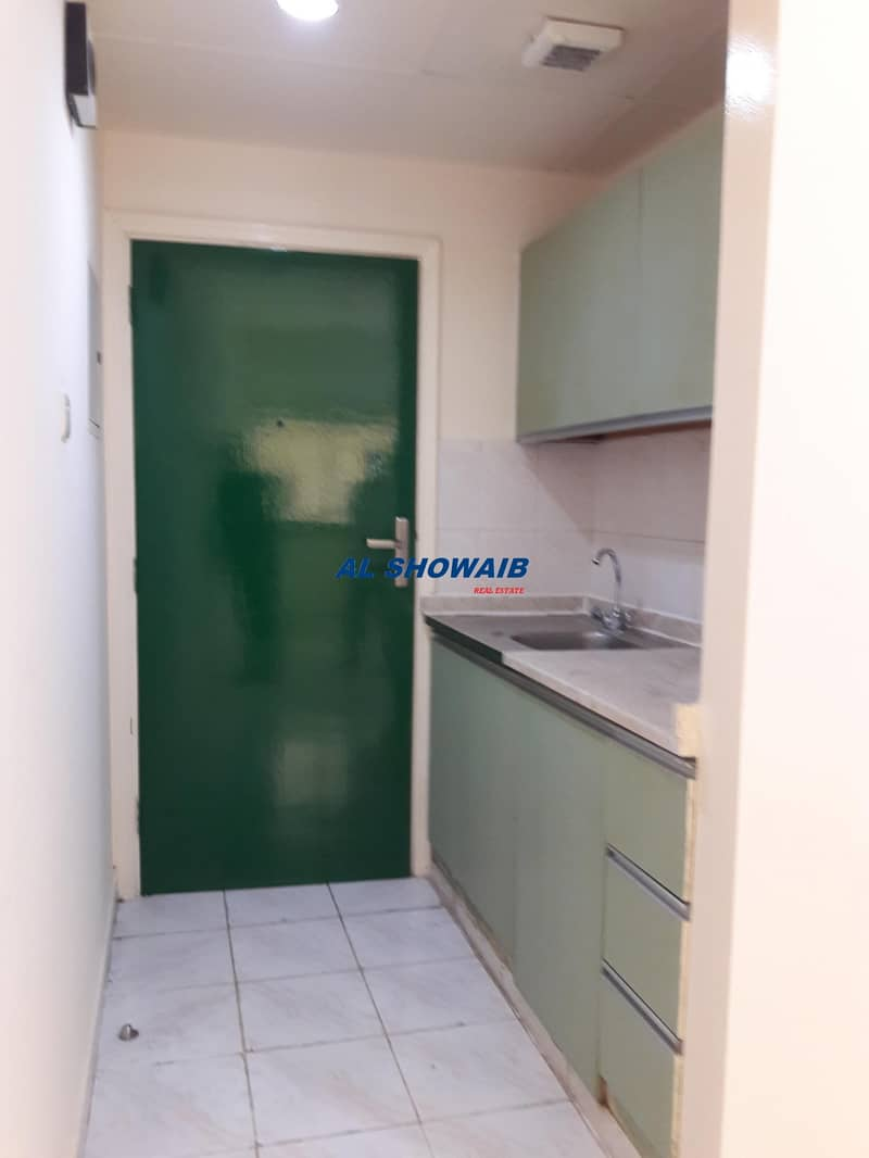 8 Studio with Balcony Near Al Maya Supermarket Baraha Deira