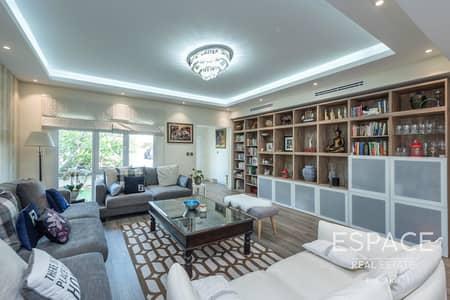 4 Bedroom Villa for Rent in The Meadows, Dubai - Call Matthew -  Type 2 Villa - Single Row