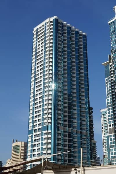 2 Bedroom Flat for Rent in Jumeirah Lake Towers (JLT), Dubai - BEAUTIFUL FULLY FURNISHED  2 BEDROOM APARTMENT  IN CLUSTER A