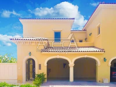3 Bedroom Townhouse for Rent in Saadiyat Island, Abu Dhabi - Luxurious Yet Affordable Family 3+M Townhouse