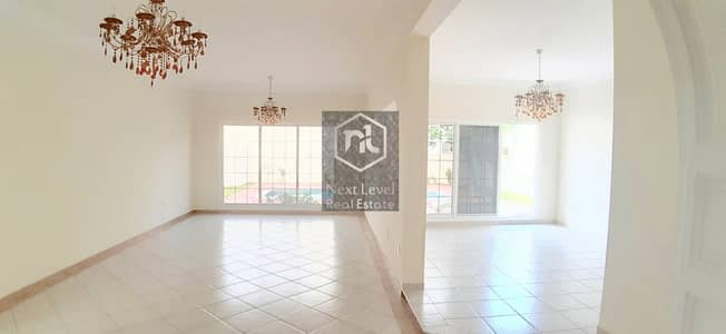 5 Bedroom Villa for Rent in Al Manara, Dubai - DAZZLING FIVE BED ROOM VILLA WITH PRIVATE POOL IN AL MANARA