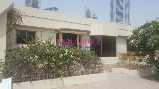 4 Bedroom Villa for Rent in Al Sufouh, Dubai - Lovely Community | Single Storey | Great Facilities