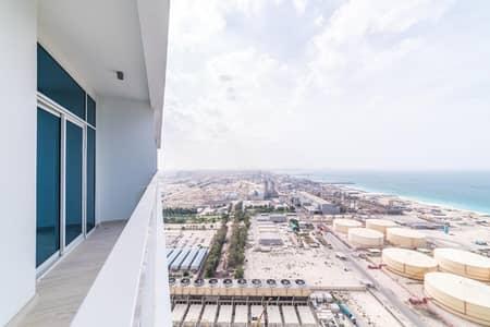 فلیٹ 1 غرفة نوم للايجار في دبي مارينا، دبي - Modern One Bed Unit with Dubai Marina Skyline