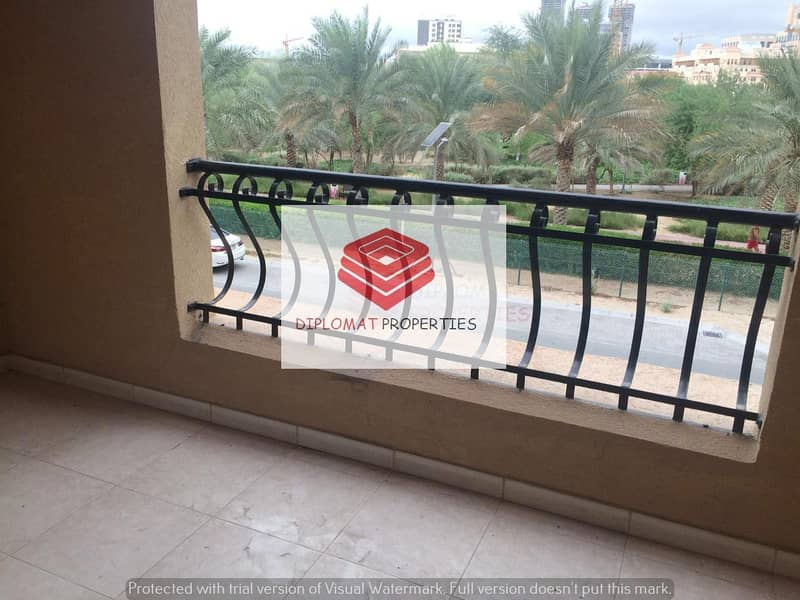12 Amazing Park View | 1-Bhk Available For In Jumeirah Village Circle