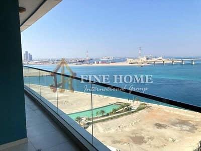 2 Bedroom Apartment for Rent in Al Reem Island, Abu Dhabi - Incredibly Organized 2BR Apartment in Al Reem !