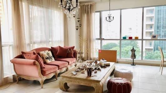 شقة 1 غرفة نوم للبيع في وسط مدينة دبي، دبي - Huge 1Bed | Unfurnished | Well Maintained | Rented